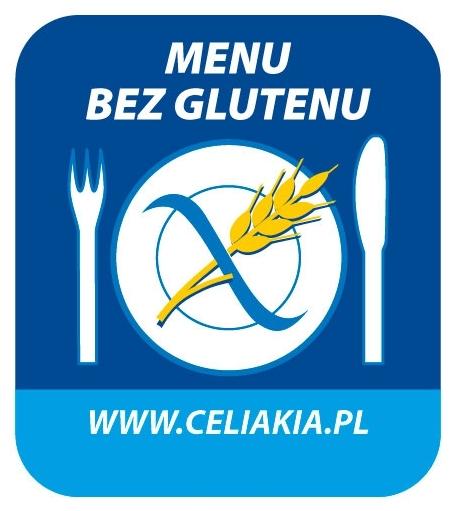 Menu bez glutenu