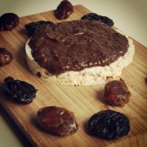 czekolada daktylowo-sliwkowa