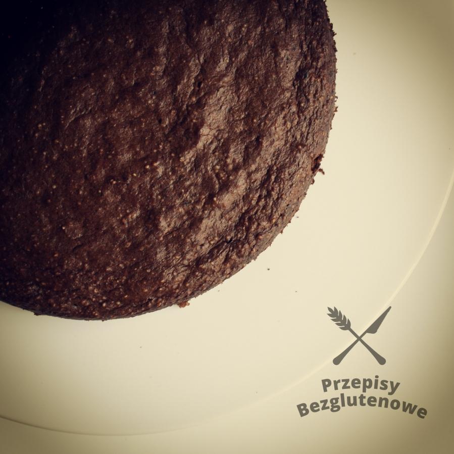 Bezglutenowe ciasto czekoladowe z cukinią