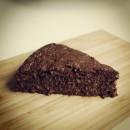 Ciasto czekoladowe z cukinią (bez cukru!)
